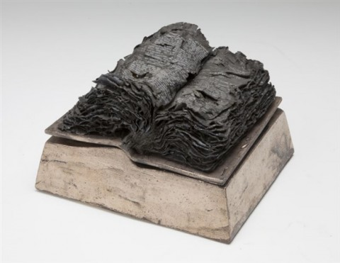 takako-araki-burnt-bible-from-bible-series